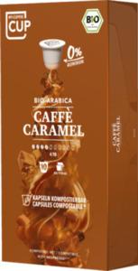 My-CoffeeCup  Kaffee-Kapseln, Caramel, kompostierbar
