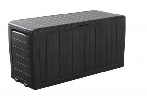 Tepro Auflagenbox/Universalbox Marvel Plus ´´270 l, 116 x 44 x 57 cm, anthrazit ´´