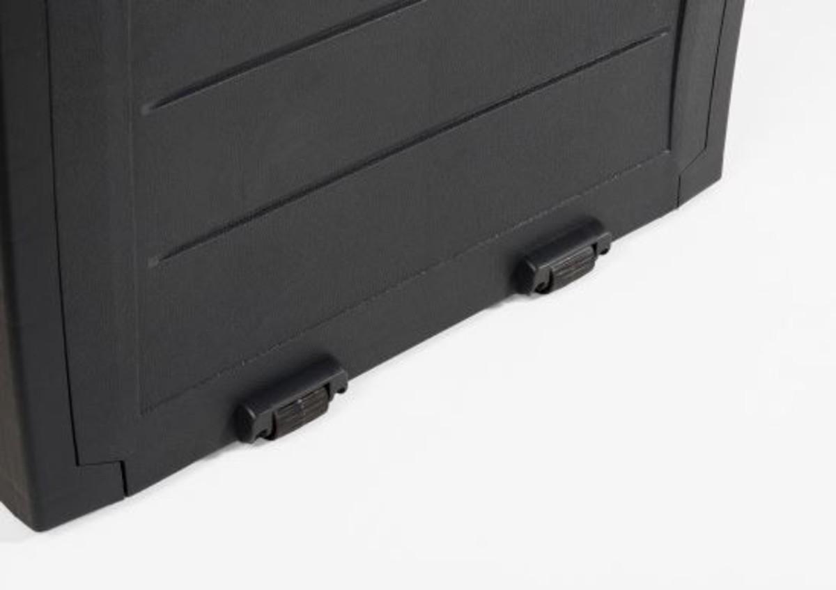 Bild 2 von Tepro Auflagenbox/Universalbox Marvel Plus ´´270 l, 116 x 44 x 57 cm, anthrazit ´´