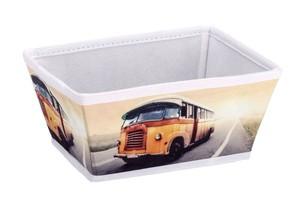 Wenko Aufbewahrungskorb Vintage Bus S ´´multicolor´´
