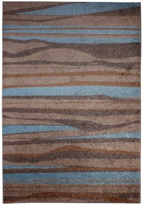 Andiamo Teppich Chelles ´´beige-gestreift, 80 x 150 cm´´