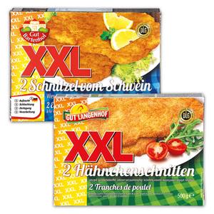 Gut Bartenhof/Gut Langenhof XXL Schnitzel