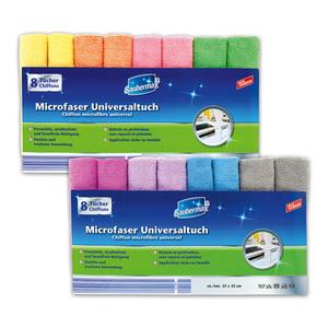Saubermax Microfaser Universaltücher