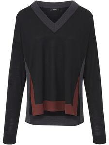 V-Pullover Riani schwarz