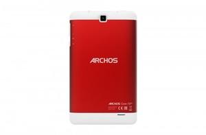 "Archos Tablet Core 703G ,  17,65cm (6,95""), 8 GB, weiß/rot"