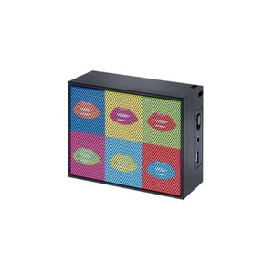 Mac Audio Mobiler Lautsprecher Style1000 ,  Lips