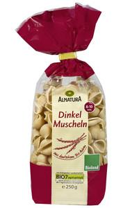Alnatura Bio Dinkel Muscheln 250 g