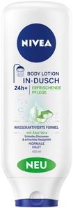 Nivea In-Dusch Body Lotion Erfrischende Pflege 400 ml