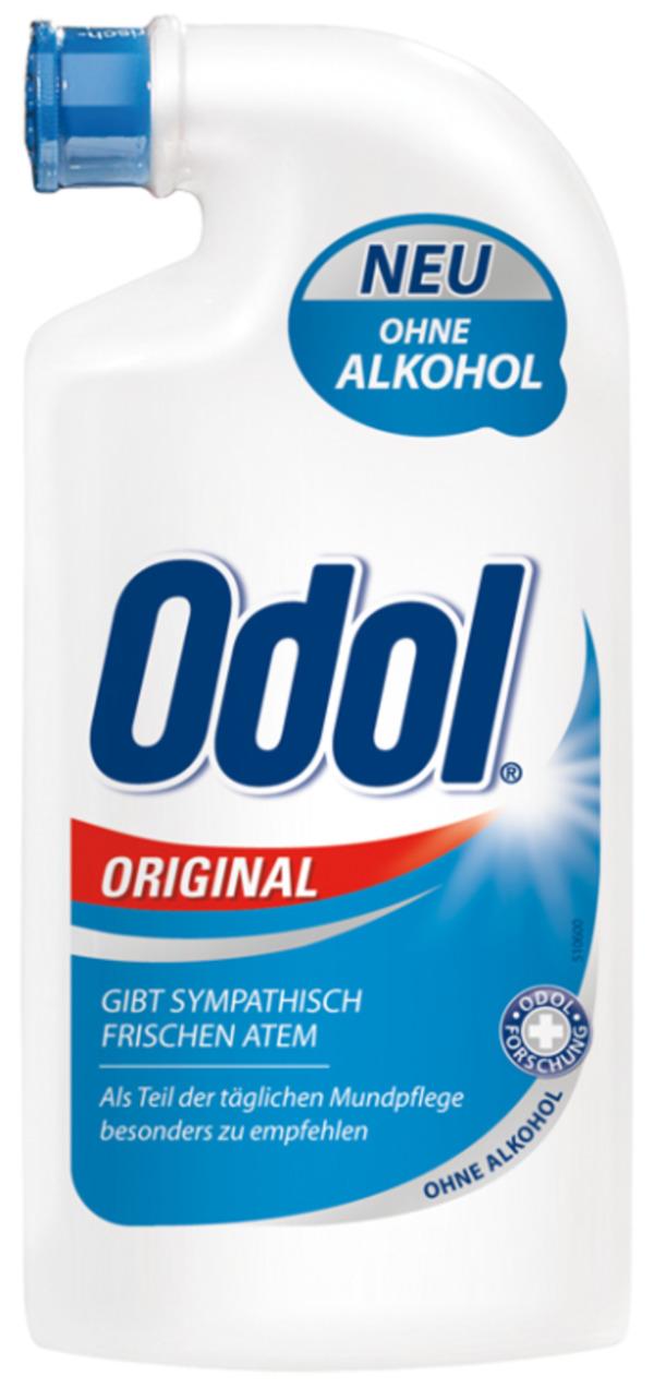Odol Mundwasser Original 125 ml