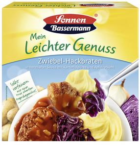 Sonnen Bassermann Mein Leichter Genuss Zwiebel-Hackbraten 400 g