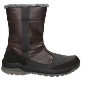 Herren Snow Boot, dunkelbraun