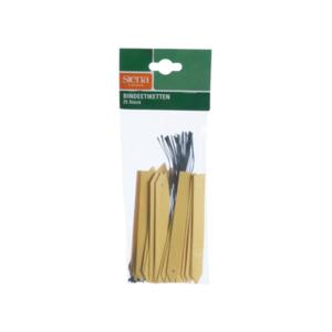 Siena Garden              Binde-Etiketten, 25 Stück
