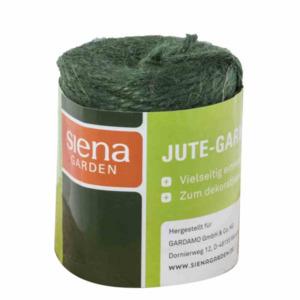 Siena Garden              Jutegarn 3mmx50m grün