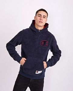 Champion Sherpa 1/4 Zip - Herren Jackets