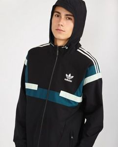 adidas Br8 Full Zip Windbreaker - Herren Jackets