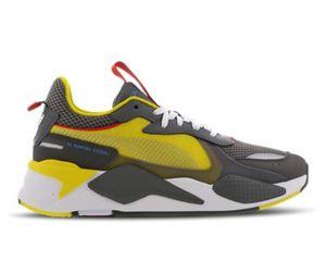 Puma Rs-x X Transformers Bumblebee - Herren Schuhe