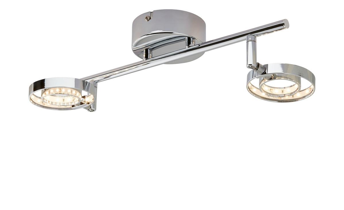 Bild 3 von LED- Deckenstrahler, 2-flammig, chrom