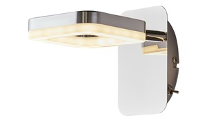 LED-Spot, 1-flammig, Kopf eckig