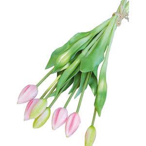 Andreas Kunstpflanzen Tulpenbund, 44 cm, mehrfarbig