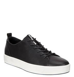 """ecco             Sneaker """"SOFT 8 MEN'S """", Leder, Innensohle aus Leder, robust"""