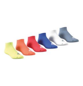 "adidas             Socken ""PERFORMANCE THIN NO-SHOW SOCKS"", 6er-Pack,  für Kinder"