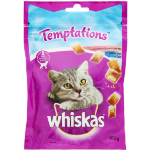 Whiskas Temptations Katzensüßigkeiten