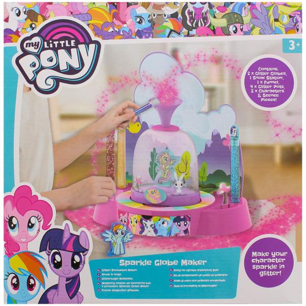My Little Pony Schneekugel Zum Selberbasteln Von Action Ansehen