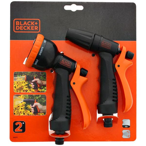 Black & Decker Spritzdüsen-Set