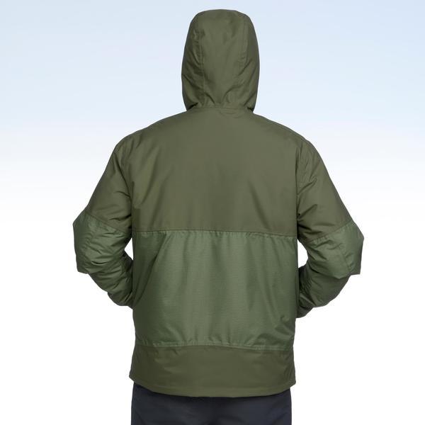huge discount d2bee 7357b Wanderjacke Winterwandern SH100 X-Warm Herren grün