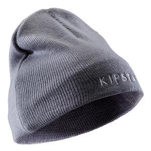 Mütze Keepwarm Fleece-Innenseite Kinder grau