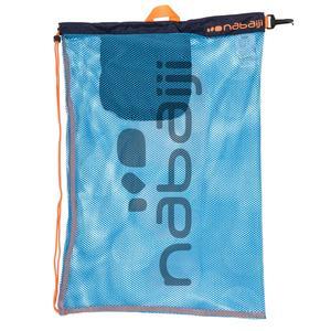 Schwimmbeutel blau/orange