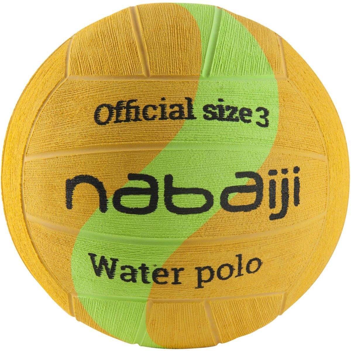 Bild 1 von Wasserball Water Polo Größe 3 gelb/grün