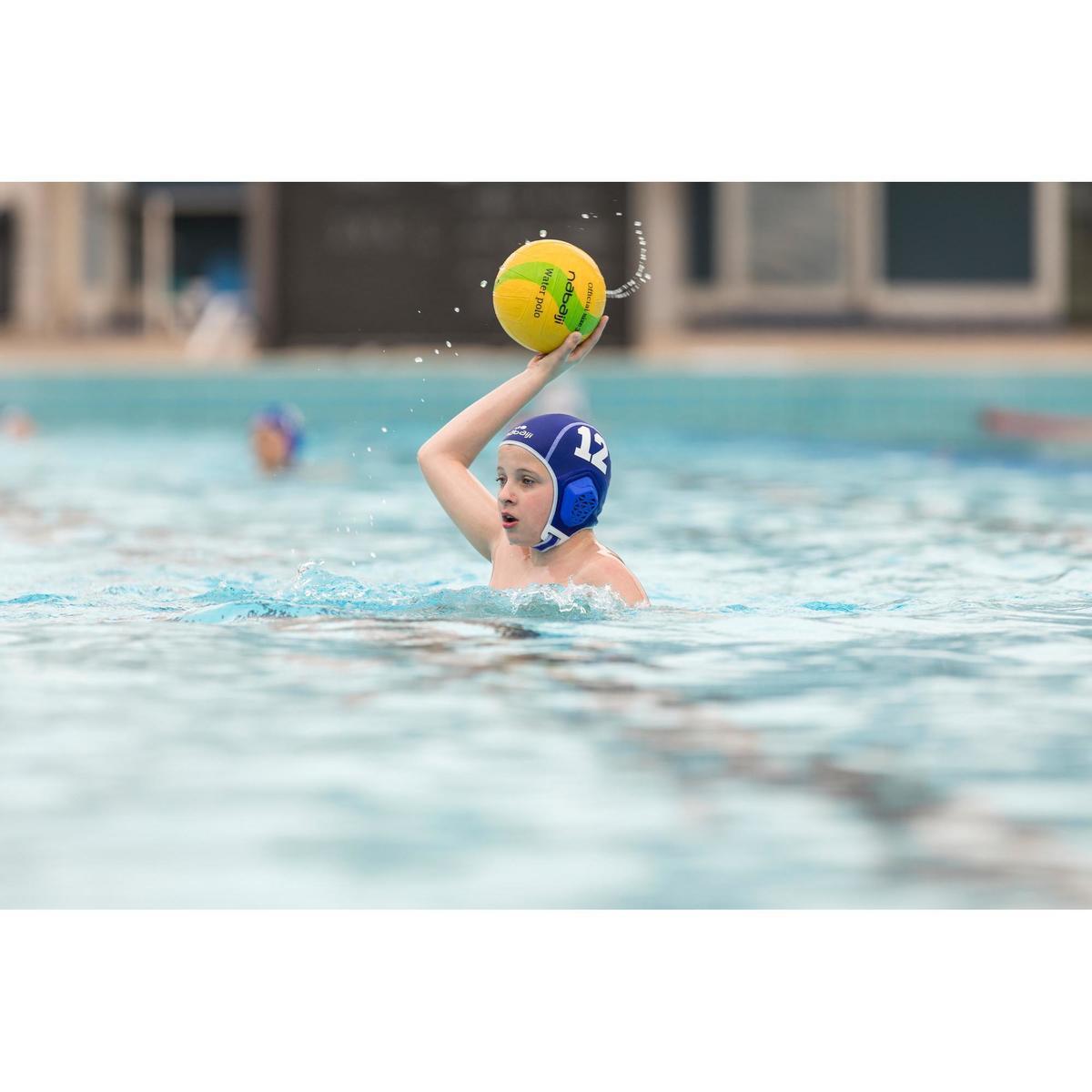 Bild 2 von Wasserball Water Polo Größe 3 gelb/grün