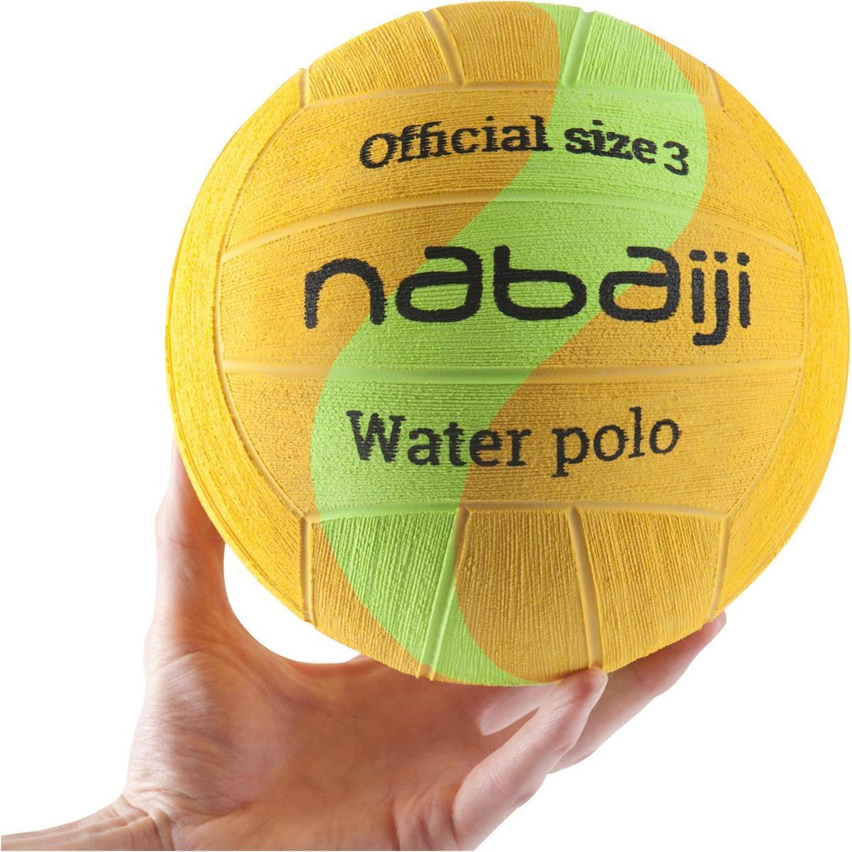 Bild 3 von Wasserball Water Polo Größe 3 gelb/grün