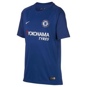 Fußballtrikot FC Chelsea Home Kinder blau