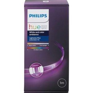 Philips Hue LED-LightStrip Plus Erweiterung EEK: A+