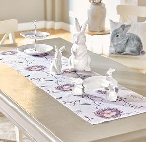 Home Tischläufer mit naturnahem Fotodruck, ca. 40x140cm
