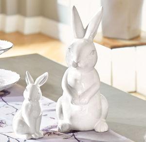 Deko-Hase aus Keramik, ca. 32cm
