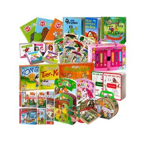 Kinderbücher und CDs