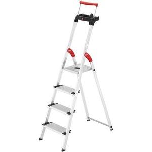 Hailo Stufenleiter ComfortLine XXR EasyClix 4-stufig