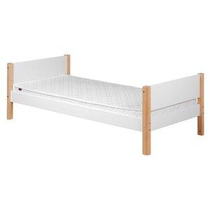 Flexa Bett   White 90 x 200 cm
