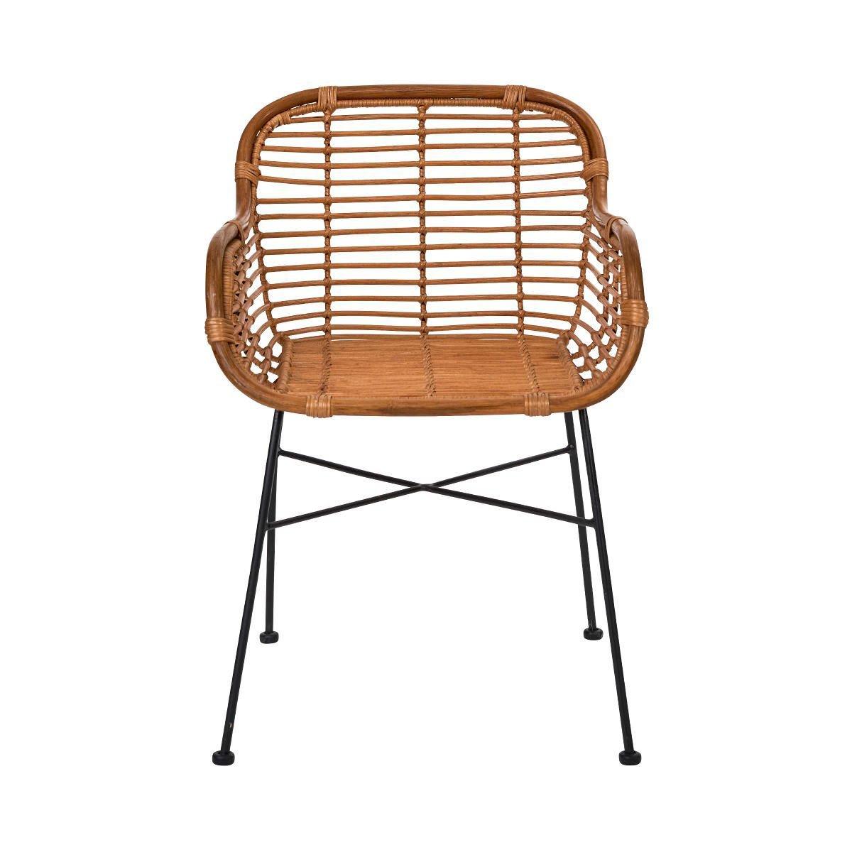 Bild 1 von Rattan-Sessel mit Armlehnen