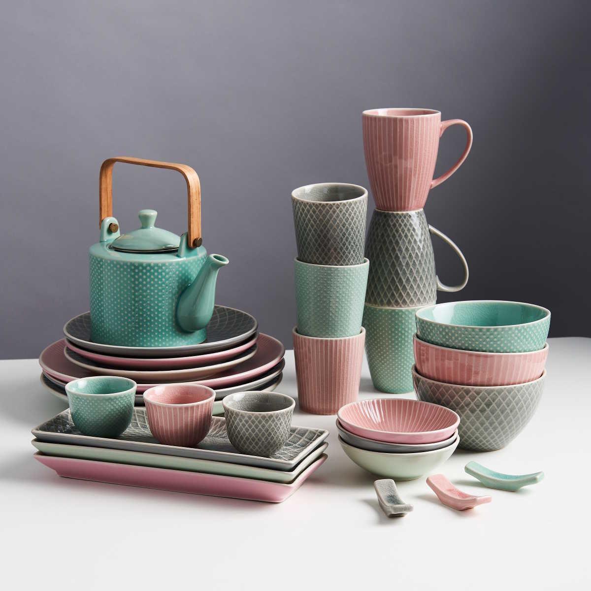 Bild 3 von Teekanne mit Holzgriff