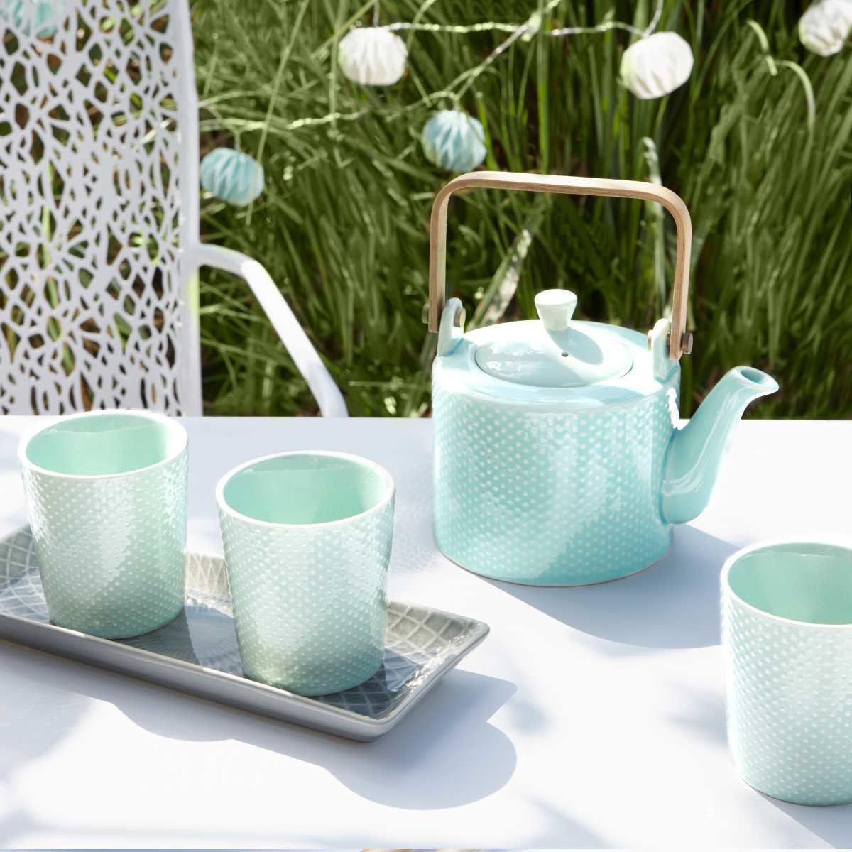 Bild 5 von Teekanne mit Holzgriff