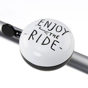 Fahrradklingel Enjoy the ride