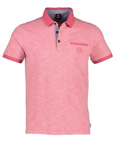 Lerros - Poloshirt in Melange-Optik