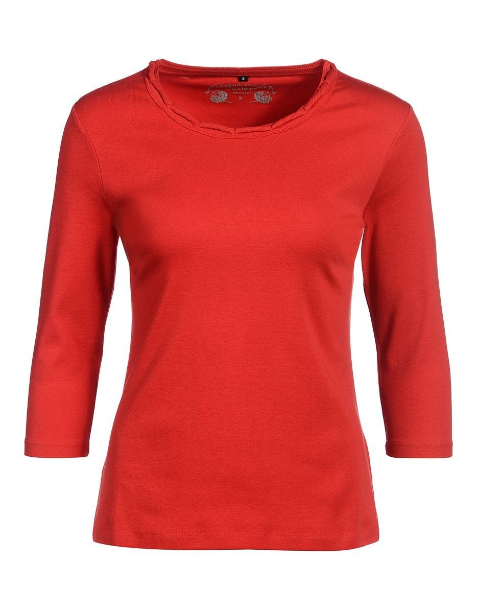 Bild 1 von Bexleys woman - unifarbenes Shirt