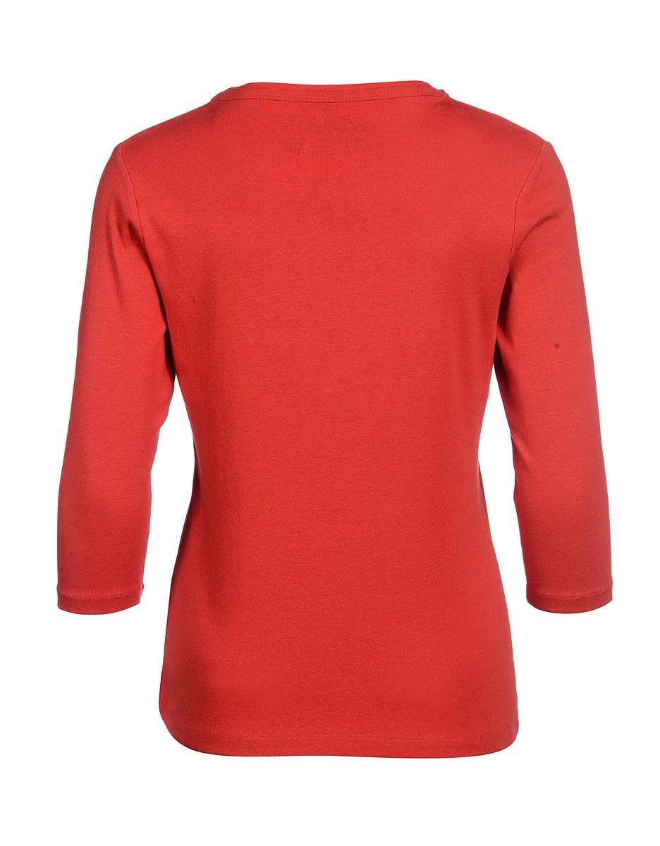 Bild 2 von Bexleys woman - unifarbenes Shirt