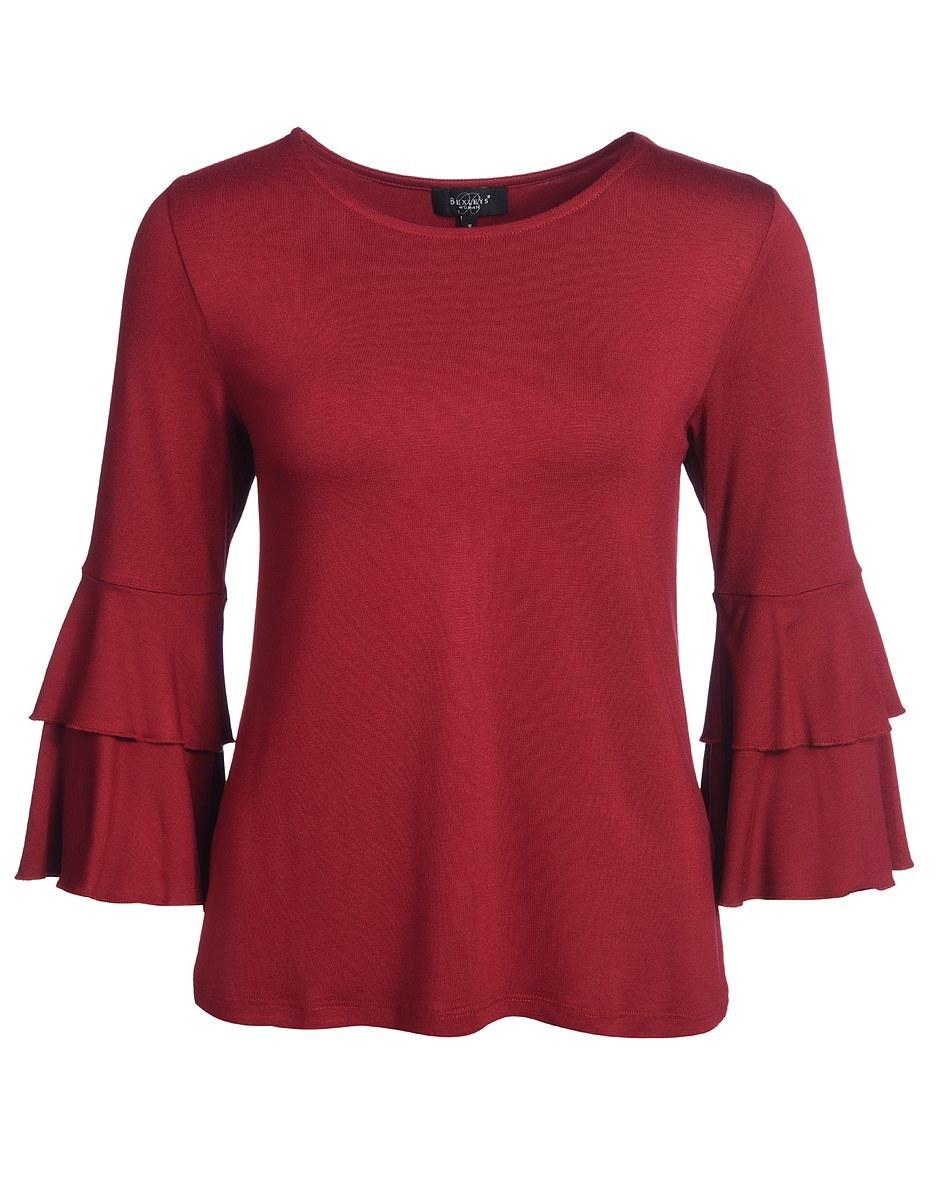 Bild 1 von Bexleys woman - Shirt mit Volantarm
