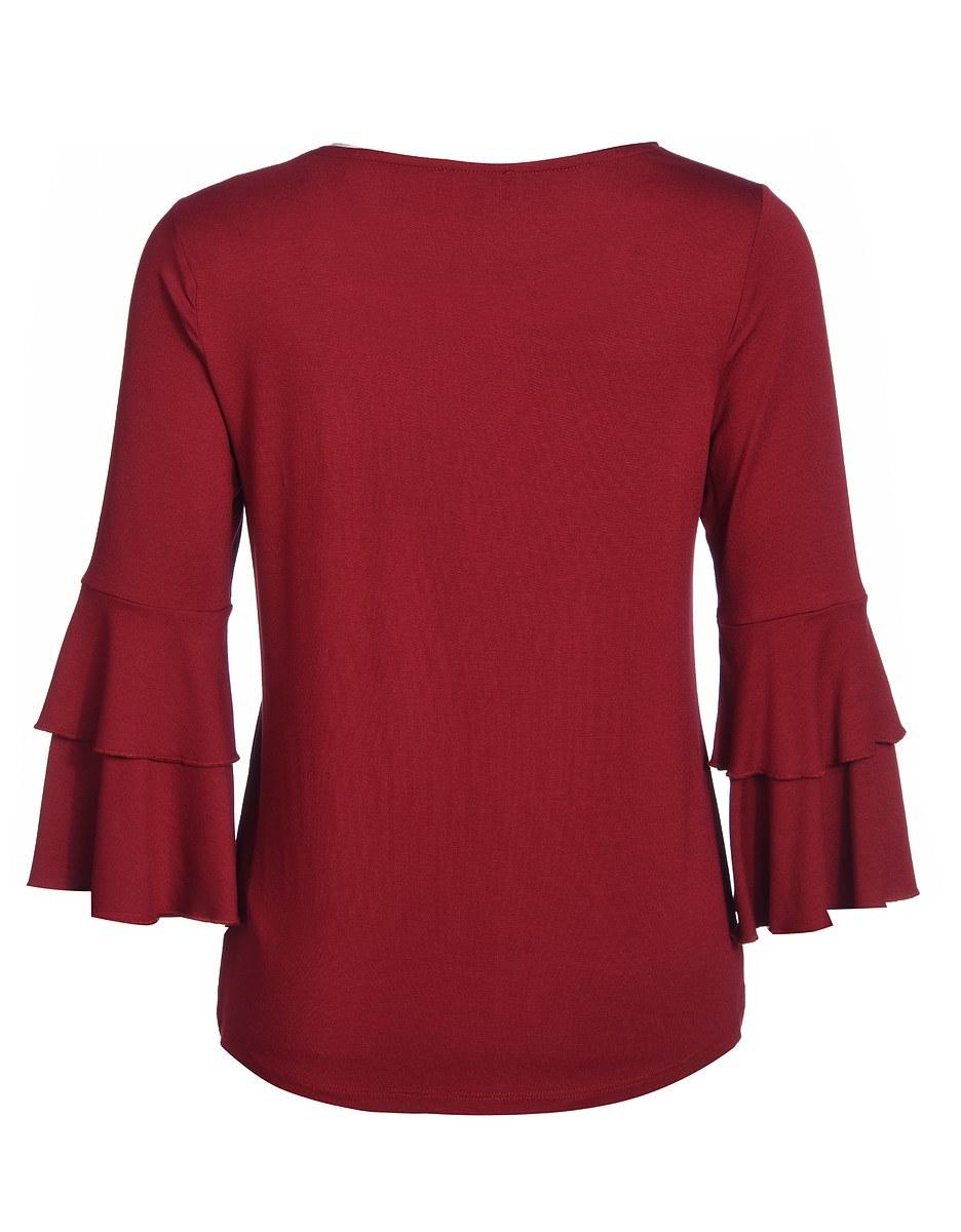 Bild 2 von Bexleys woman - Shirt mit Volantarm